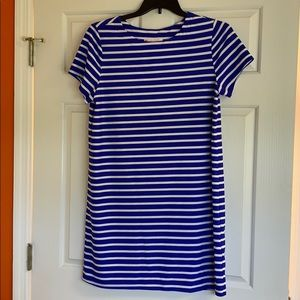 Jude Connally Dresses - Jude Connally Royal Striped Dress